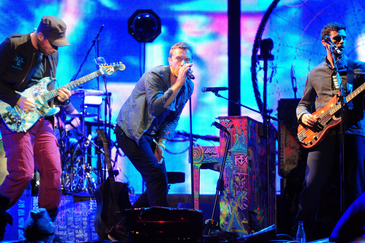 Coldplay: Live (2012)