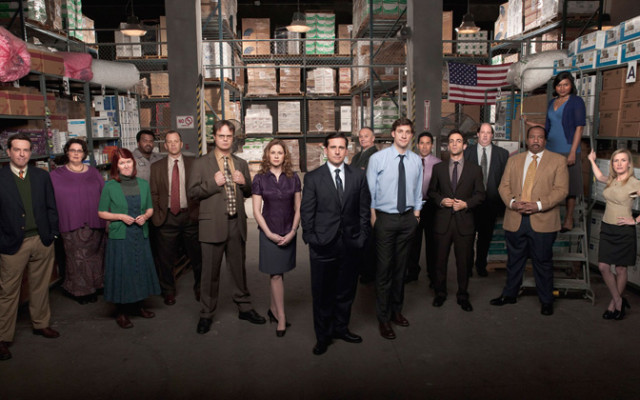 The Office – 1ª a 9ª Temporadas