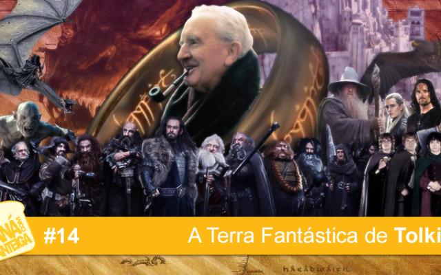 MCM 14 – A Terra Fantástica de Tolkien