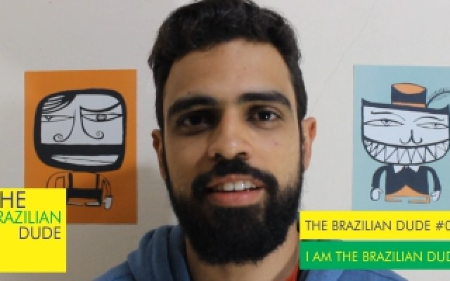 TBD #01 – I Am The Brazilian Dude