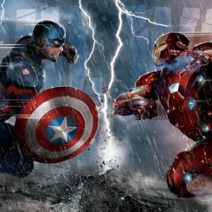 """Confiram as artes oficiais de """"Capitão América – Guerra Civil"""""""