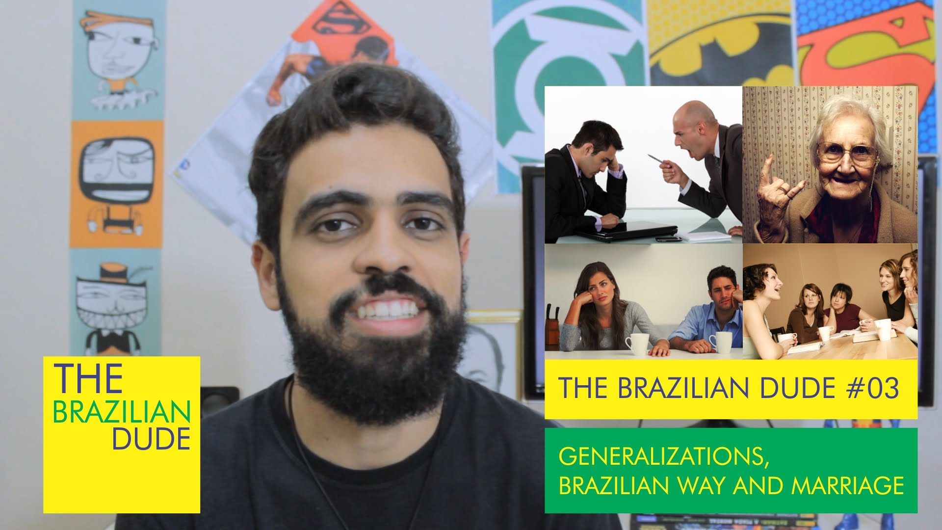 TBD #3 – Generalizations, Brazilian Way and Marriage
