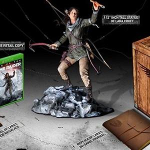 Rise of The Tomb Raider ganha edição de Colecionador