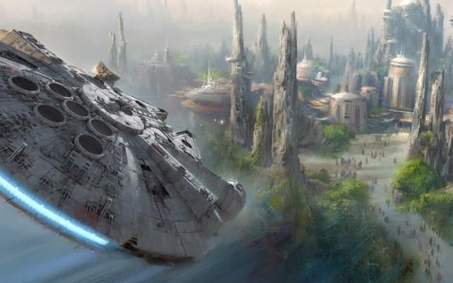 Star Wars terá parque temático na Disney