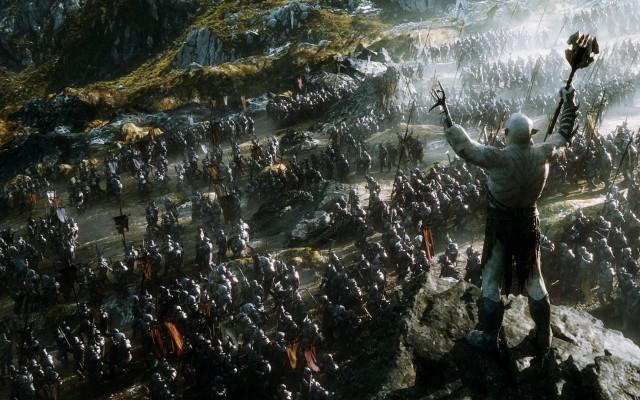 Versão estendida do terceiro filme do Hobbit terá classificação 16 anos