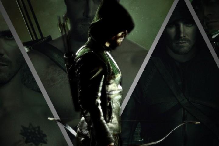 Arrow – 1ª a 3ª Temporadas