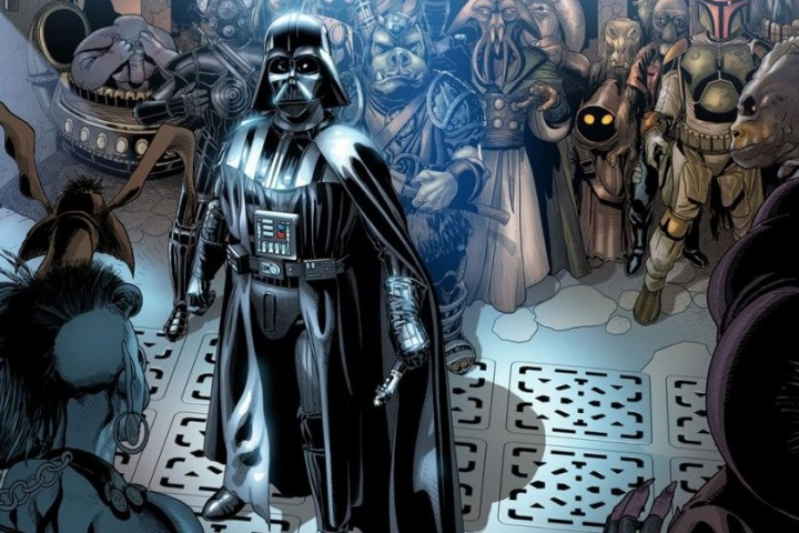 Darth Vader #1 – Star Wars