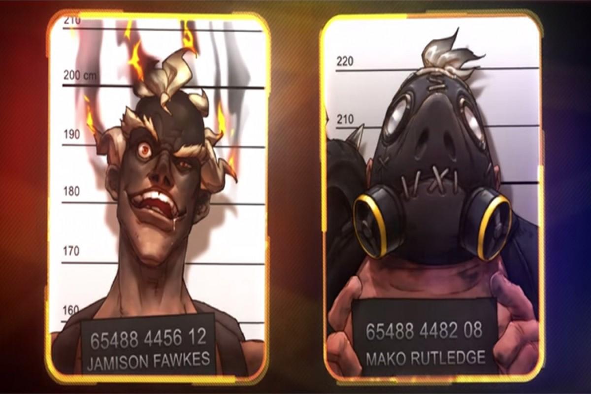 Conheça os Junkers de Overwatch