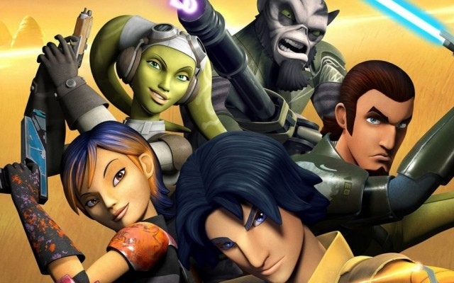 Star Wars – Rebels – 1ª temporada