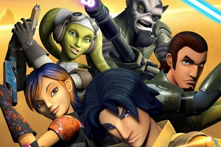 Star Wars – Rebels – 1ª temporada