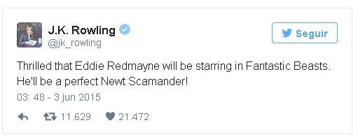 2015-11-18 11_42_02-Harry Potter_ JK Rowling Emocionado Eddie Redmayne Spinoff Juntando