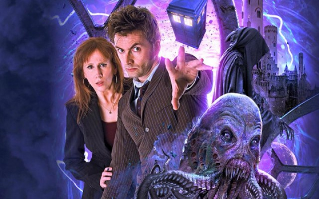 David Tennant e Catherine Tate de volta a Doctor Who