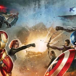 Assista ao primeiro trailer de Capitão América 3: A Guerra Civil