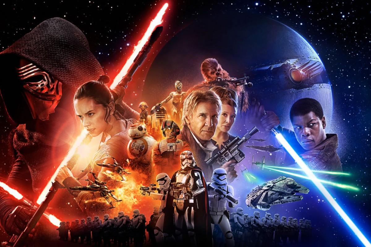 Star Wars – O Despertar da Força (2015)