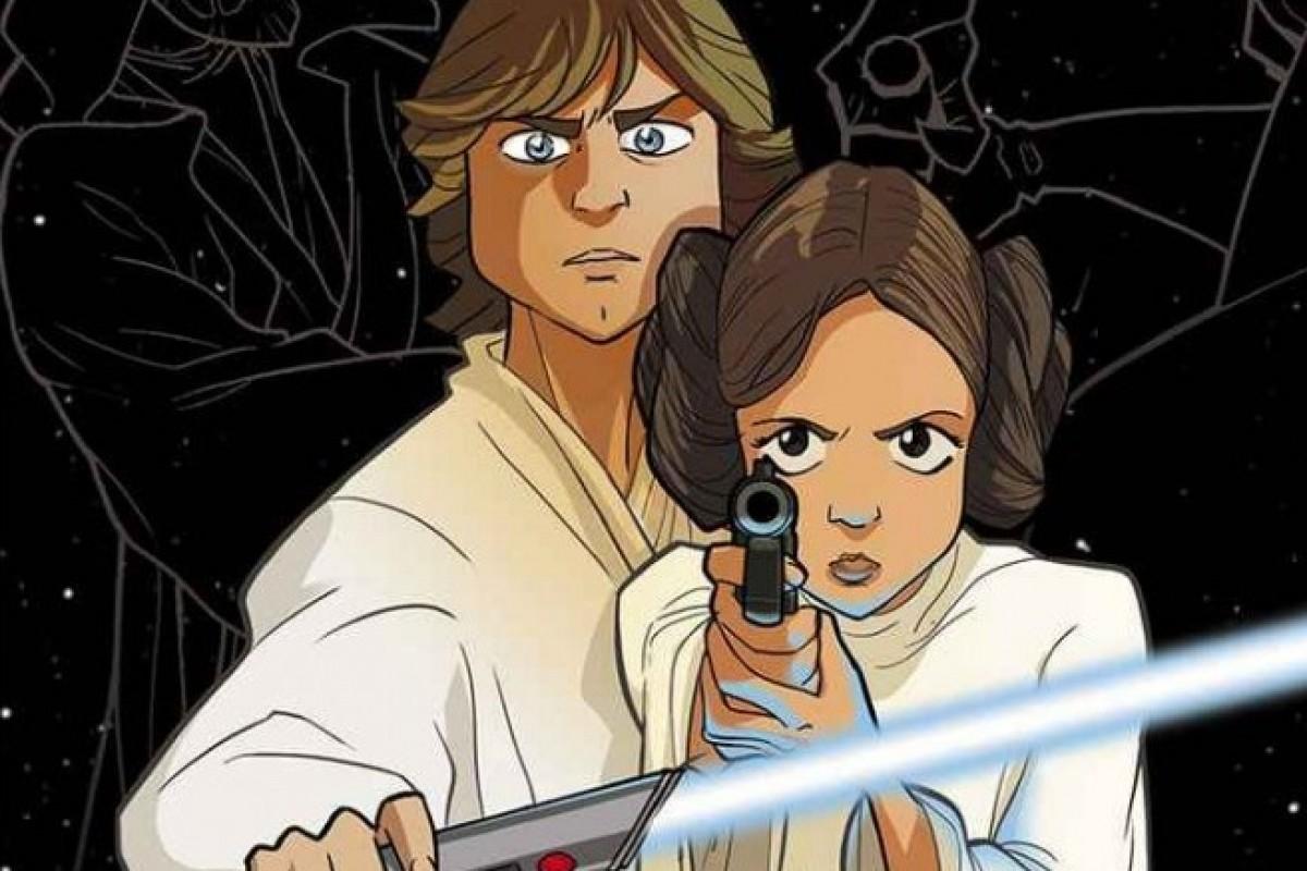 Star Wars: Uma Nova Esperança (2015)