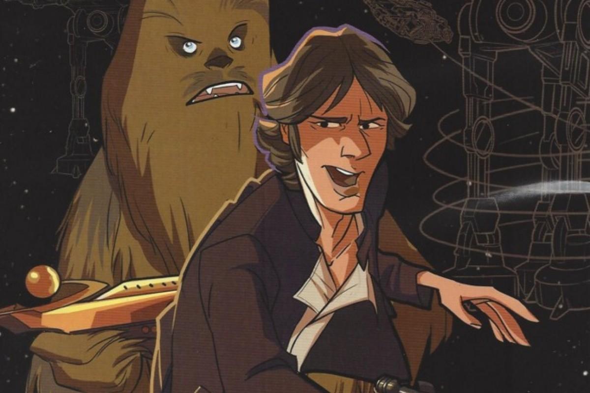 Star Wars: O império Contra Ataca (2015)