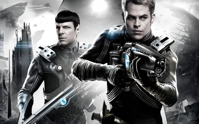 Já saiu o novo trailer de Star Wars, Ops! Star Trek né …