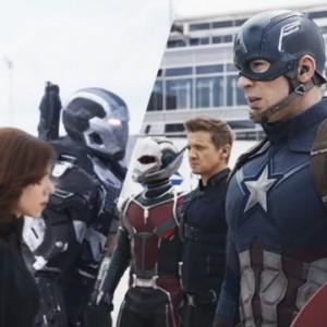 Nada de novo no trailer de Guerra Civil que saiu no Super Bowl