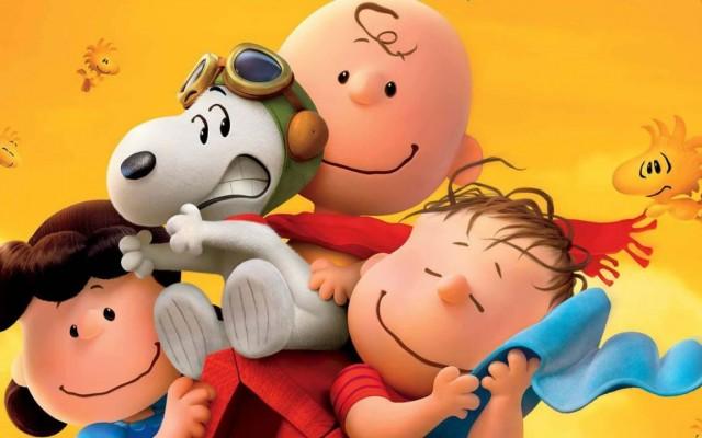 Snoopy e Charlie Brown: Peanuts, O Filme (2015)