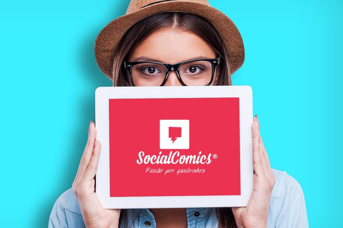 Já assinaram o Social Comics? Sabem o que é?