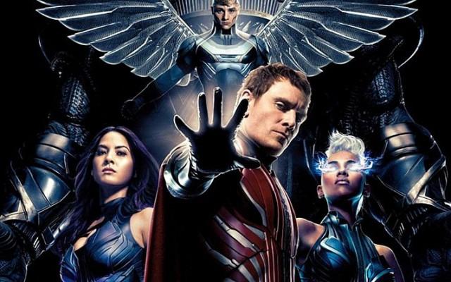 Tem poster oficial de X-men Apocalypse