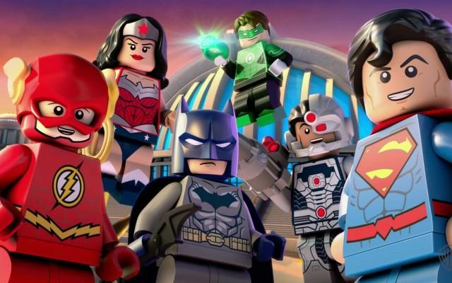 LEGO DC Comics Super Heróis: Liga da Justiça – Combate Cósmico (2016)