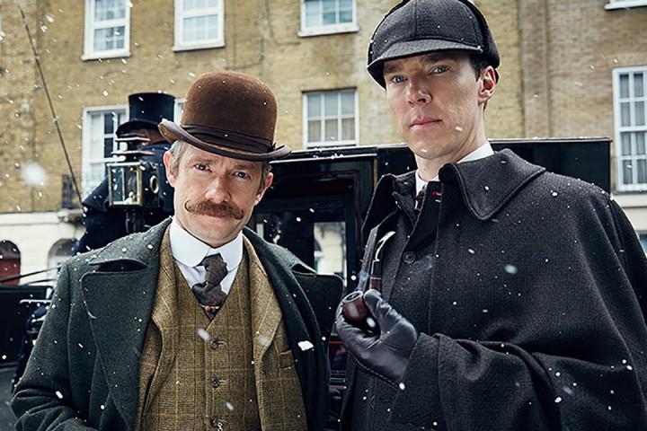 Sherlock: A noiva Abominável (2016)