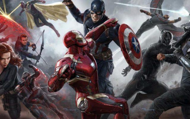 Capitão América – Guerra Civil (2016)