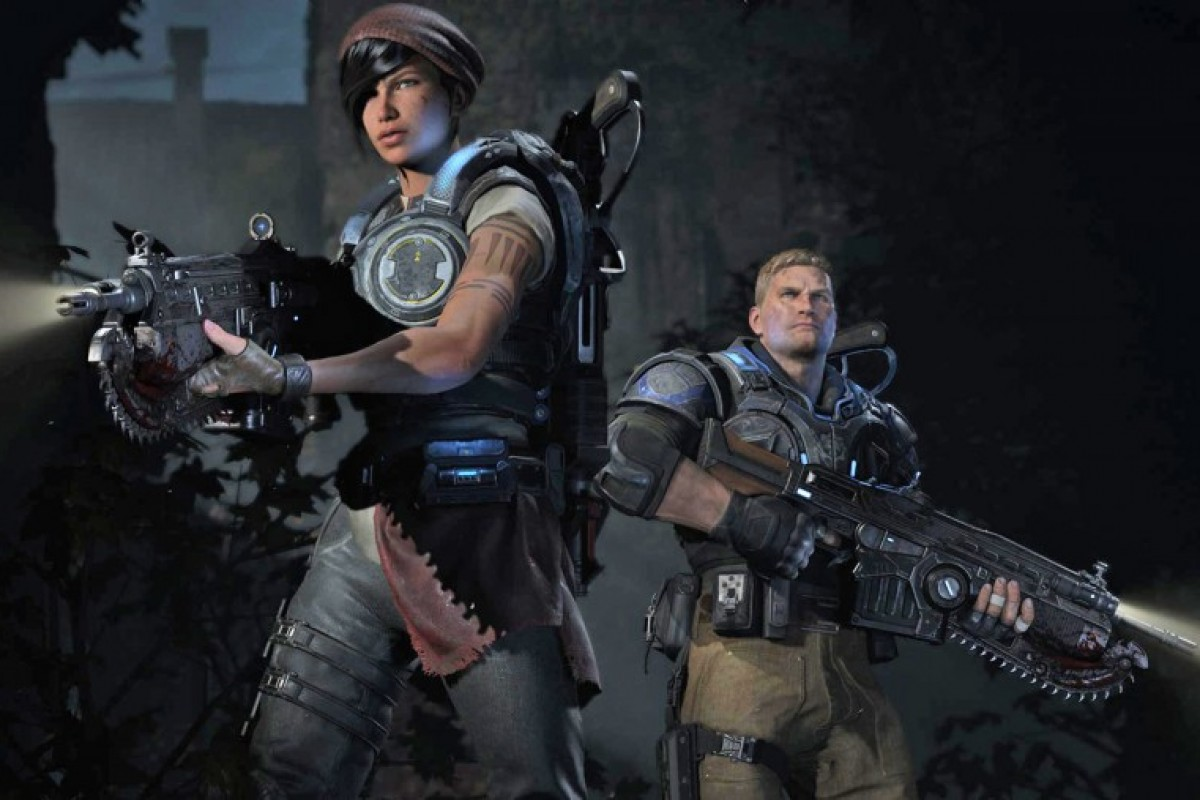 Confira o multiplayer de Gears of War 4