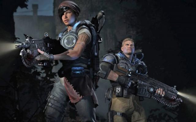 Confira o multiplayer de Gears of War 4
