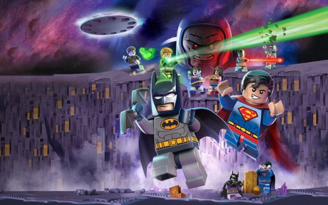 Lego DC Comics Super Heroes: Liga da Justiça Vs. Liga Bizarro (2015)