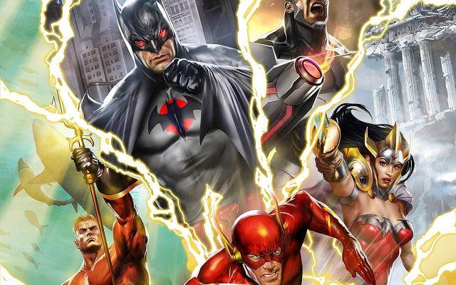 Liga da Justiça: Ponto de Ignição (2013)