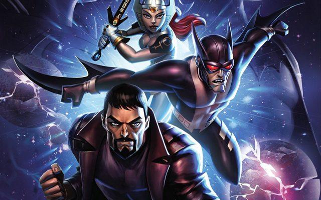 Liga da Justiça: Deuses e Monstros (2015)