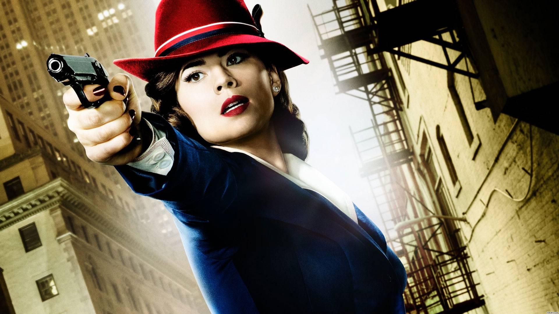 Agente Carter (1ª Temporada)