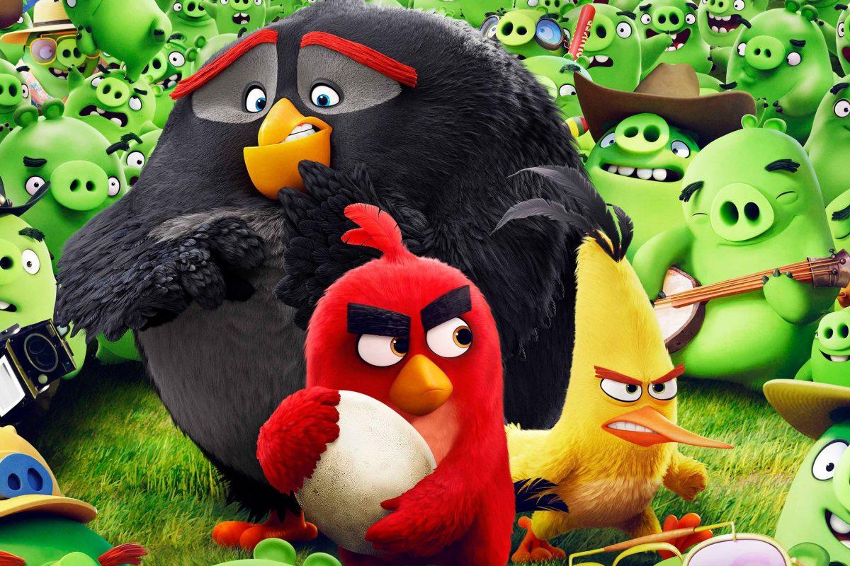 Angry Birds: O Filme (2016)