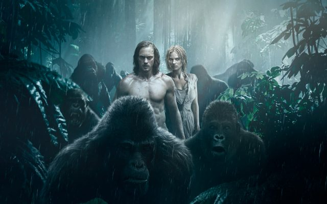 A Lenda de Tarzan (2016)