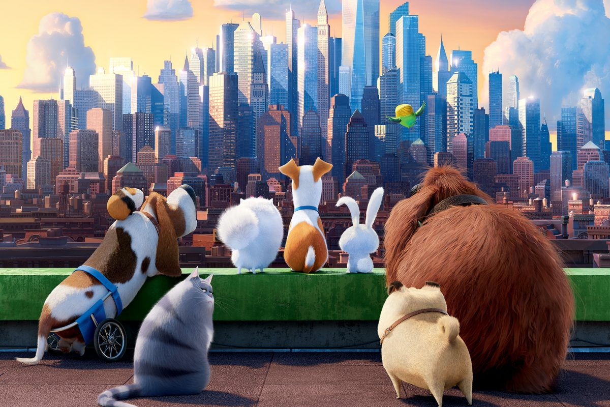 Pets – A Vida Secreta dos Bichos (2016)