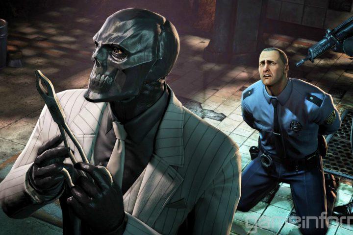 The Batman teria Máscara Negra como vilão