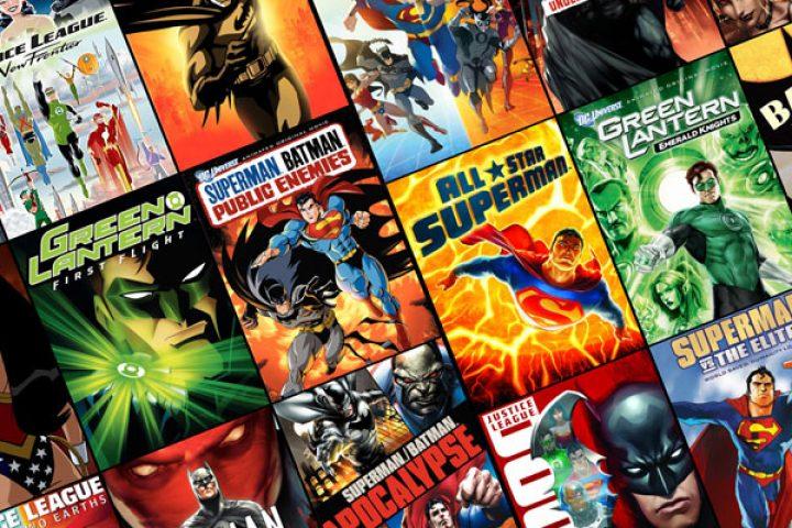 Warner/DC planeja aumentar produção de animações