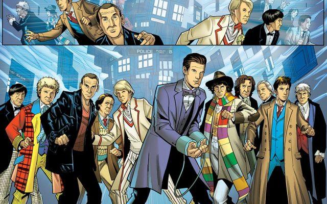 Doctor Who: Prisioneiros do Tempo (2013)