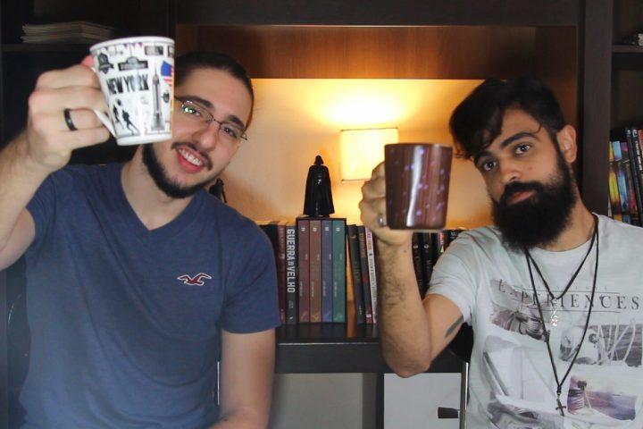 Café Literário #03 – Ler Ficção é perda de tempo?
