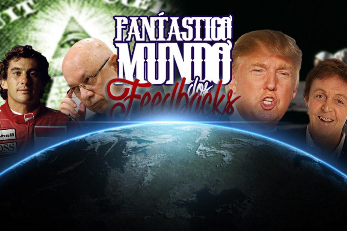 Jan | 2017 – Teorias da conspiração, Posse do Trump e Promoção FMF