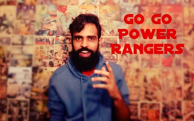 Go Go Power Rangers – Review (Café com Cinema #05)