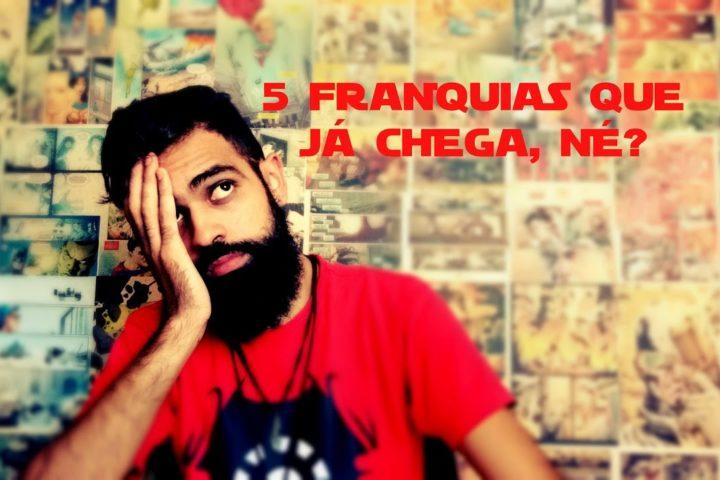5 Franquias do Cinema Que Não Precisa Mais – (Café com Cinema #07) TAG: VEDA #13