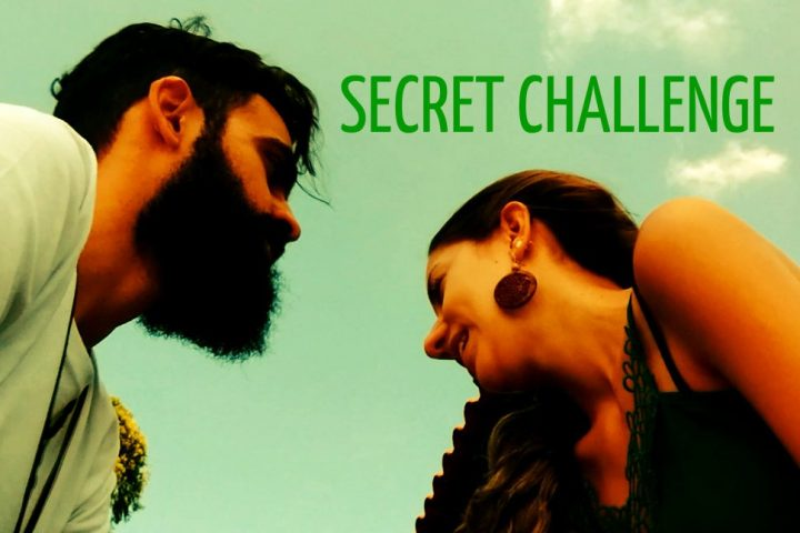 The Brazilian Dude #01 – Secret Challenge with Paulinha Costa