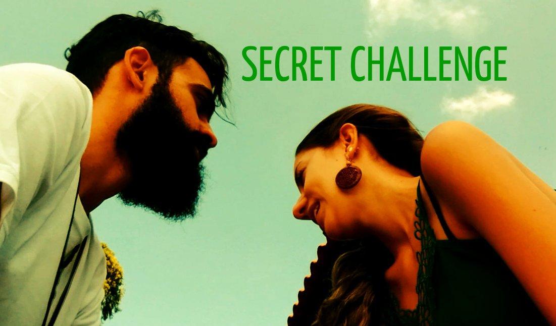 The Brazilian Dude #01 – Secret Challenge with Paulinha Costa