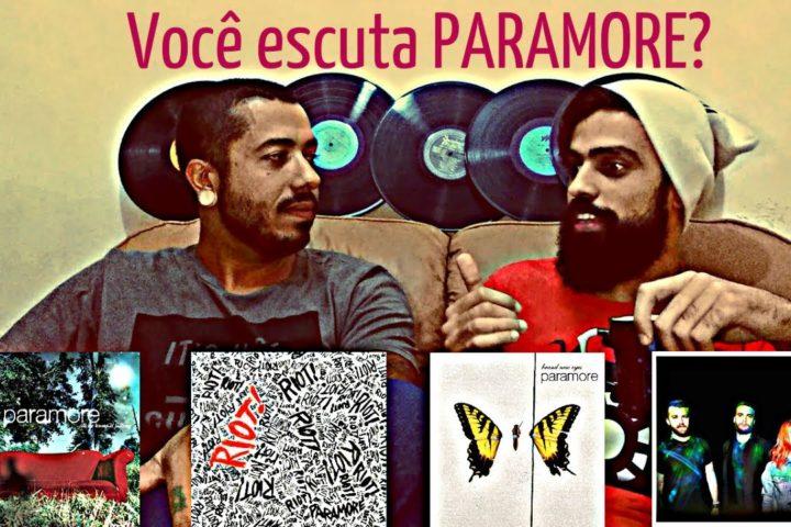 Café Musical #08 – Paramore (Parte 1) Evolução da Banda
