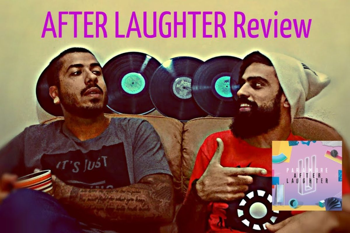 Café Musical #09 – Paramore (Parte 2) After Laughter Review
