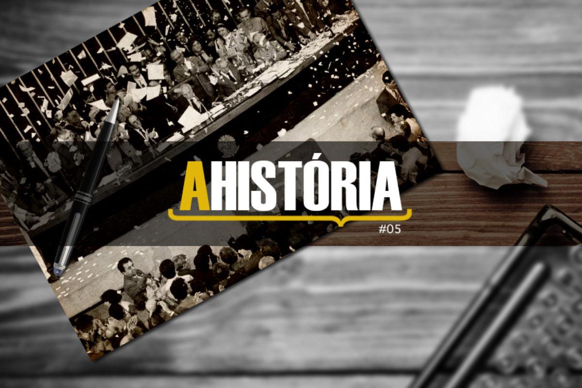 AH 05 – A história das constituições brasileiras (1824-1988)