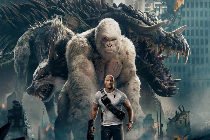 PC 55 – Rampage: Destuição Total